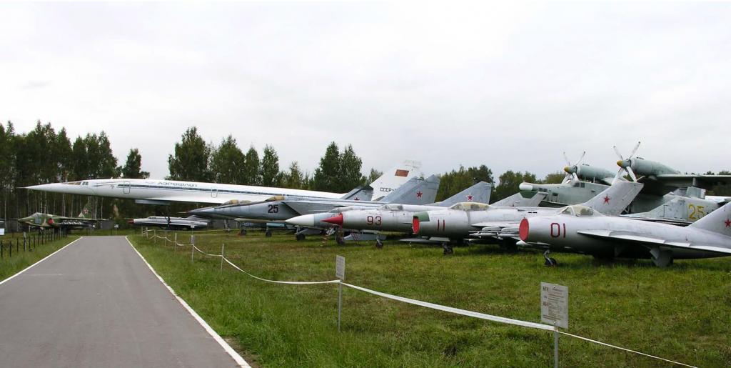 Ту-144 и др.